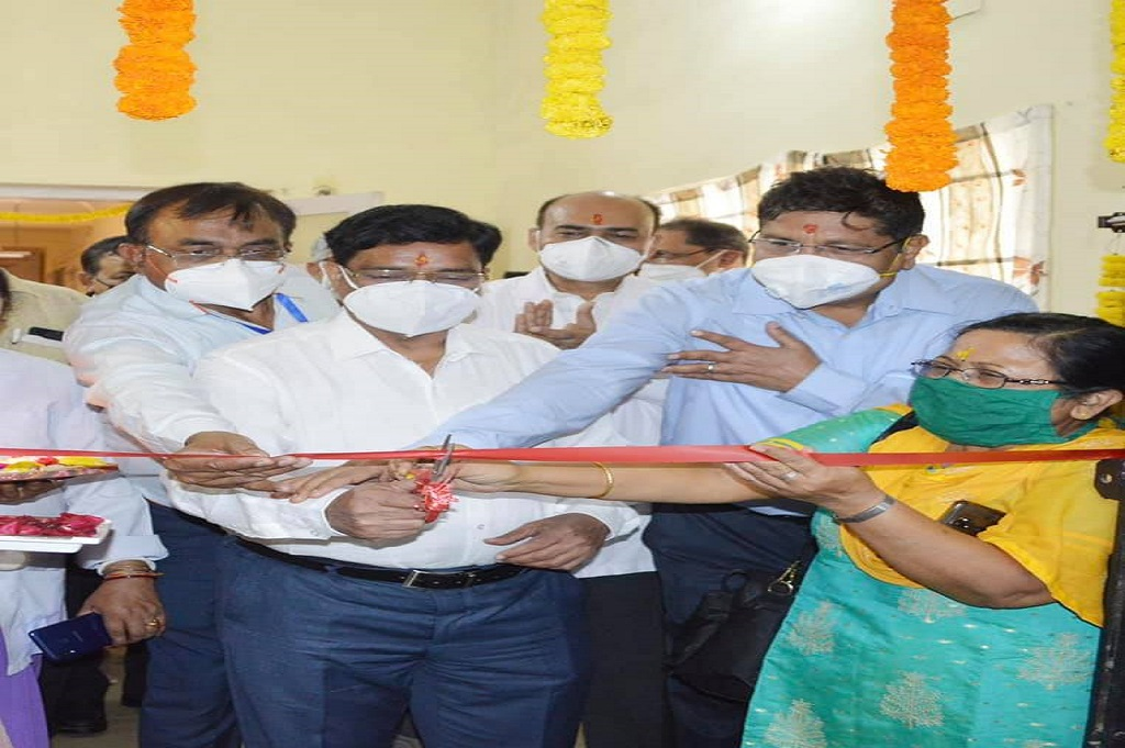 Inauguration of newly constructed Surgical Complex at BCCL Central Hospital